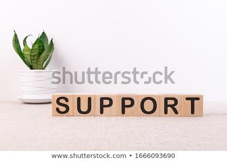 support word stock photo © fuzzbones0