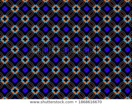Iráni dekoratív kerámia csempék kilátás színes Stock fotó © boggy