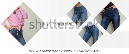 Fashion industry concept banner header. Stock photo © RAStudio
