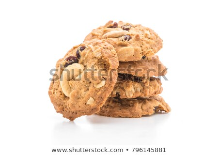 homemade cashew nut cookies Stock photo © Kheat