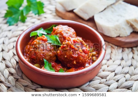 еды испанский кухня кулинарный Сток-фото © M-studio