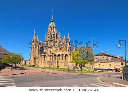 базилика · старые · Монреаль · Готский · возрождение - Сток-фото © phbcz