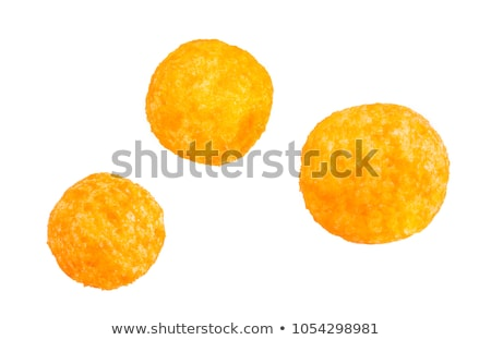 Fried Cheese Puffs Stock photo © Frankljr