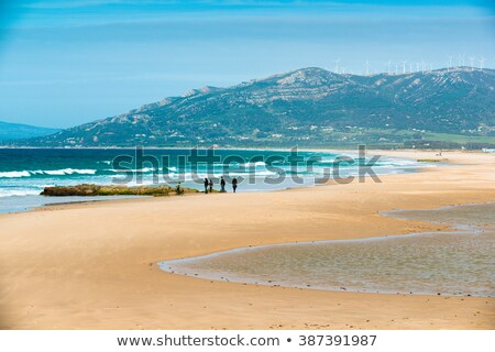 mountains landscape in andalusia spain Stock photo © compuinfoto