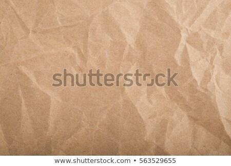 brązowy · papier · tekstury · papieru · streszczenie · projektu · ramki - zdjęcia stock © ivo_13