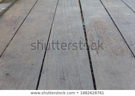 Abstract houten textuur patroon leidend lijnen Stockfoto © boggy