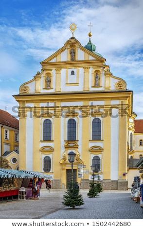 Church of St Mary Magdalene, Altotting, Germany Stock photo © borisb17