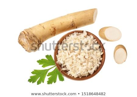 Grated horseradish Stock photo © leeser