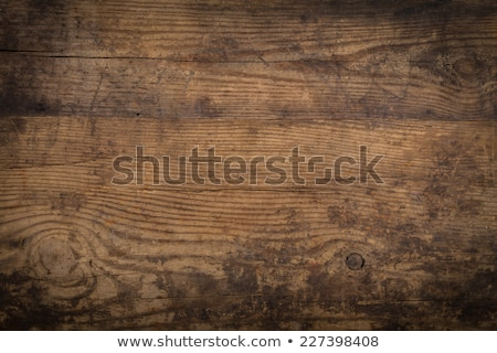 blank old wooden stump on wooden table Stock photo © inxti
