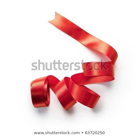 prepare ribbon for gifts Stock photo © adrenalina