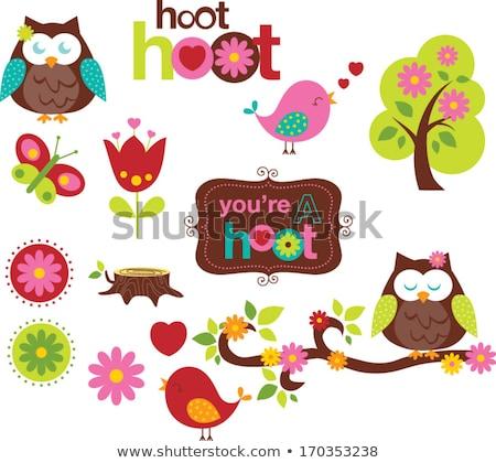1806076_aves   Rboles Flores Vector Fondo Flor