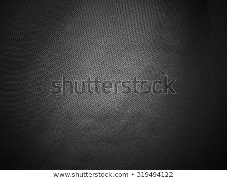 タオル · 布 · テクスチャ · 黒 · 高い - ストックフォト © eldadcarin