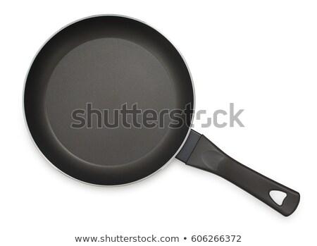 nonstick frying pan Stock photo © nito