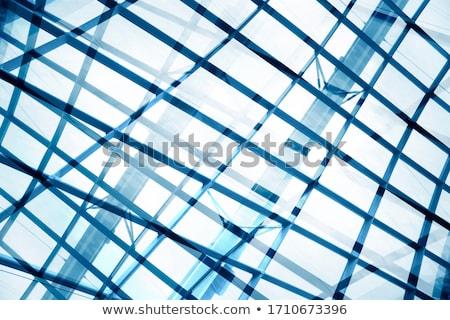 Hemel collage ontwerp blauwe hemel internet corporate Stockfoto © saicle