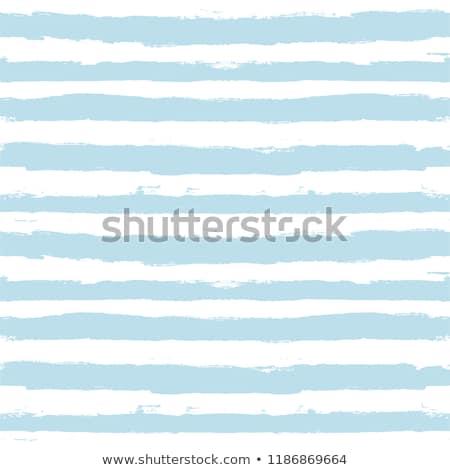 azul · mar · acuarela · ilustración · aves - foto stock © rumko