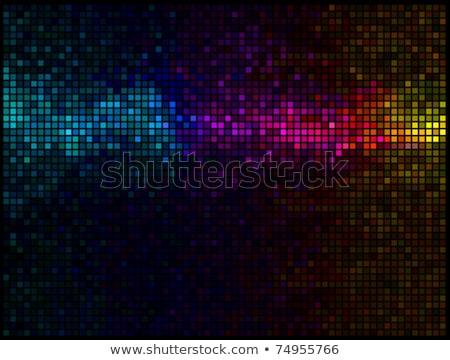 amarelo · abstrato · padrão · vetor · projeto · ilustração - foto stock © SArts