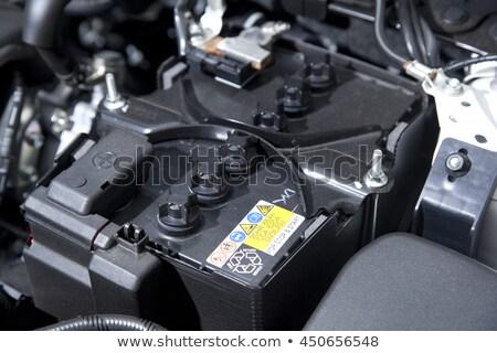 New 12V car battery Stock photo © shutswis