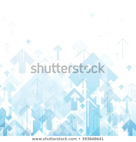 The Abstract Vector Arrow Background Foto stock © pashabo