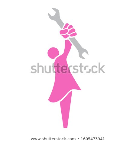 8 march women work and at home stock photo © olena