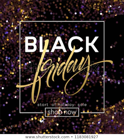 Black Friday, Isolated Banners Design, Sellout Stock photo © robuart