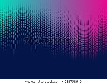 Abstract Glow of Lights background with rainbow colors and starlights. Ideal for business background Stock photo © DavidArts
