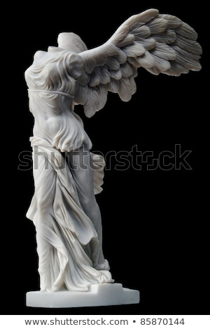 Draped woman statue Stock photo © photosebia