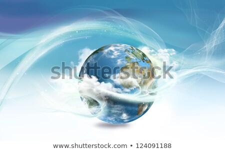 mundial · comunicación · medios · de · comunicación · social · arte · personas - foto stock © burakowski
