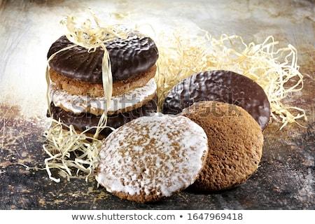 German Lebkuchen: The Original Gingerbread  Stock photo © meinzahn