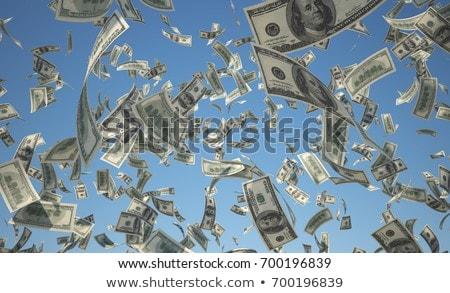 Valuta papiergeld papier bancaire financieren geld Stockfoto © vinnstock