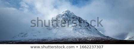 Região escócia montanhas panorâmico ver Reino Unido Foto stock © Julietphotography