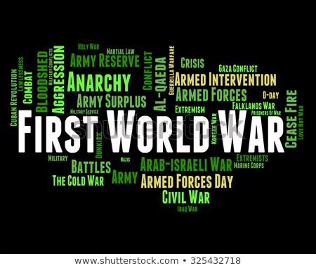 globalisering · woorden · internet · wereldbol · wolk - stockfoto © stuartmiles
