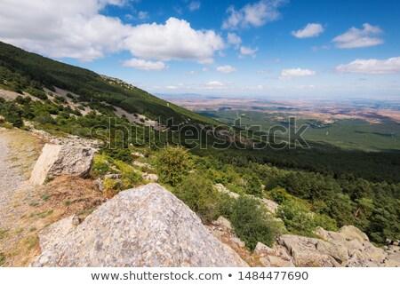 Stock photo: Moncayo Natural Park