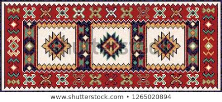 iraans · bloem · huis · textuur · ontwerp · home - stockfoto © homydesign