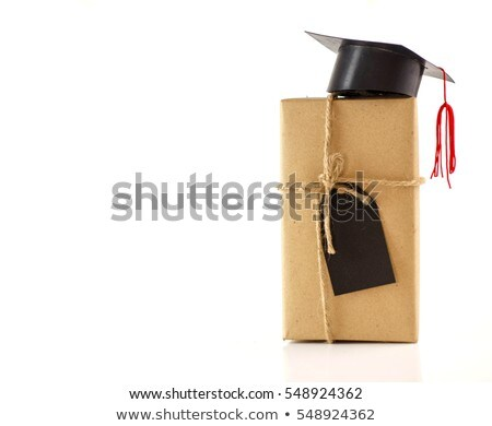 Graduation Gift Stock photo © lenm