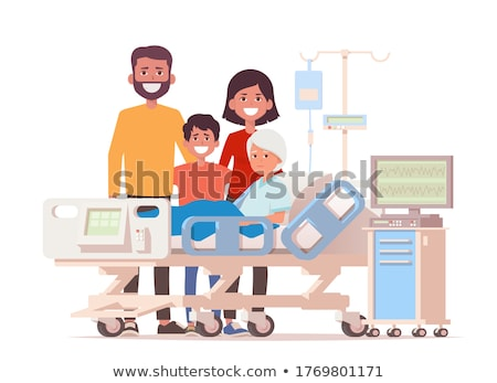 visiting patients stock photo © fisher