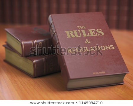 Agreements - Business Book Title. 3D. Stock photo © tashatuvango