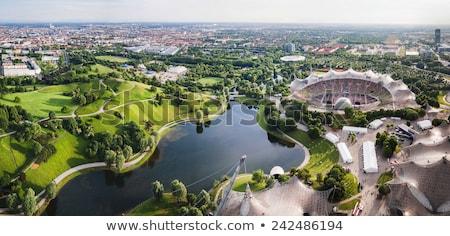 Park. Munich. Germany. Stock photo © Paha_L