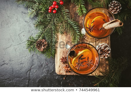 christmas tea, punch Stock photo © M-studio