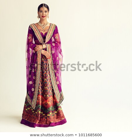 indian sari Stock photo © ziprashantzi