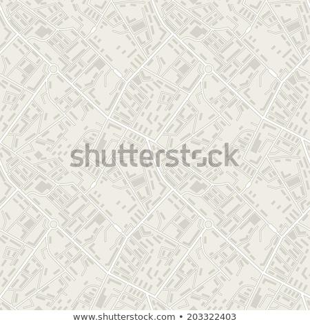Repetitive Map Texture Stock photo © derocz