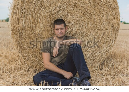 jobless man stock photo © pressmaster