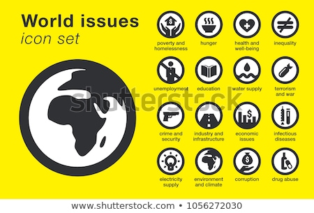 Global Issues Stock photo © Lightsource