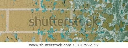 Edad capeado pared pintura fondo fondo Foto stock © boggy
