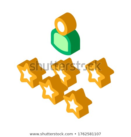 Ability Assessment Human Talent isometric icon vector illustration Stock photo © pikepicture