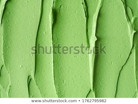 Błoto alga tekstury żółty szczegóły wody Zdjęcia stock © smithore