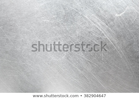 Stock photo: Scratched metallic texture
