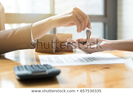 Apartment for sale stock photo © Bananna