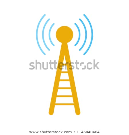 Aerial Antenna Stock photo © ferdie2551