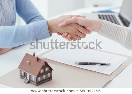 Real Estate Services Stock photo © Lightsource