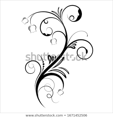Stock photo / Stock vector illustration : Abstract vector isolated on ...